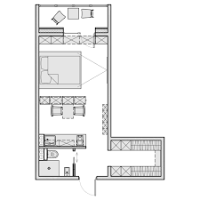 tiny house 500 sq ft homes by smallworks and laneway plans with lo