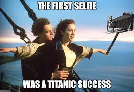 Selfie Meme - thanks for the idea olympianproduct imgflip