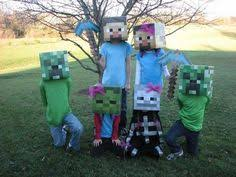 Minecraft Enderman Halloween Costume Guide Minecraft Enderman Costume Dress Smart 2014