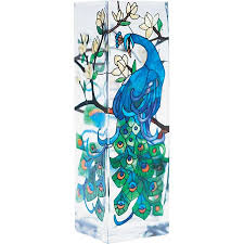 Home Decor Company Lovely Dramatic Peacock Vases For Interior Home Decor Design By