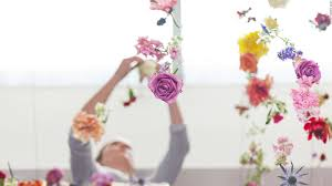 floral art exhibition wallpapers rebecca louise law on flowers death and beauty cnn style