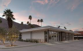 Art Architecture And Design Letter From Palm Springs The Modernism Mecca Wallpaper