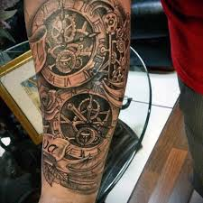 the 25 best steampunk tattoo sleeve ideas on pinterest pocket