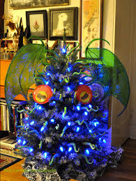 the cthulhu christmas tree