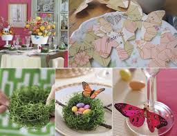 Easter Home Decorations Dining Room Creative Easter Table Decoration Ideas To Inspire