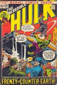 incredible hulk vol 1 158 marvel database fandom powered wikia