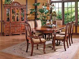 cherry dining room table and chairs 14545
