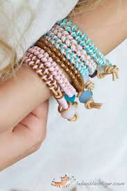 make leather woven bracelet images 82 best how to make leather jewelry images leather jpg