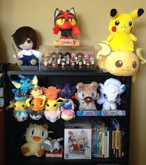 plushie collector