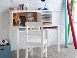 Kids Computer Desk by Furniture White Kids Desk With Hutch Ideas Modern Desk For