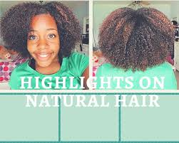 pictures of blonde highlights on natural hair n african american women highlights on natural hair ulta salon youtube