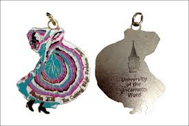 folklorico earrings the medal the cutting edge fashion show