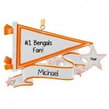 cincinnati bengals ornaments gifts ornaments for you