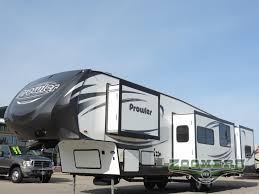 new 2017 heartland prowler p365 fifth wheel at zoomers rv wabash