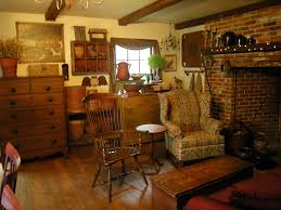 country living room decorating ideas the uniqueness of the
