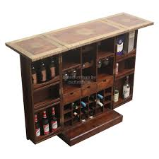 Bastille Bar Cabinet Vietti Bar Cabinet Parker Spirits Cabinet In Top Furniture Crate