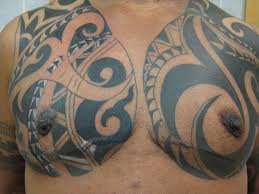 tribal chest scar cover up by madamelazonga on deviantart