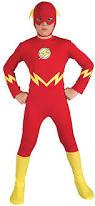 Amazon Boys Halloween Costumes Amazon Justice League Flash Child U0027s Costume Medium Toys