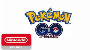 pokémon go demonstration nintendo e3 2016