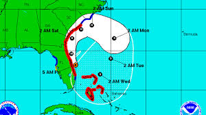 Sanford Florida Map 218m In Estimated Florida Insurance Losses From Hurricane Matthew