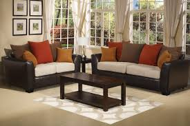 Living Room With Sofa Color Your Living Room With Awe And Couch Loveseat Set For More
