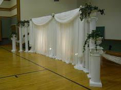 wedding backdrop ideas with columns 34 00 two pillars wedding columns orientaltrading more