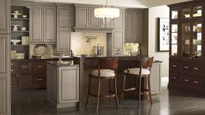 traditional kitchen with cherry cabinets omega