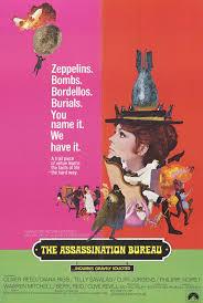 Bureau Olier Vintage So It Goes The Assassination Bureau 1969