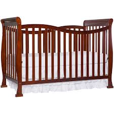 Convertible Crib Twin Bed by Dream On Me Violet 7 In 1 Convertible Crib And Bonus Mattress