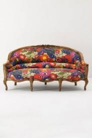 Floral Couches Printed Fabric Sofas Foter