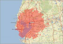 Maps Tampa Coverage Tampa Florida Tba Communications