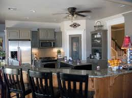color painting and glazing kitchen cabinets u2014 decor trends best