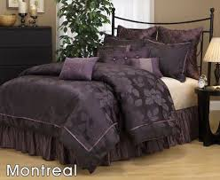 Black And Purple Comforter Sets Queen 16 Best Bedding Images On Pinterest 3 4 Beds Bed U0026 Bath And