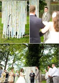 Outdoor Backyard Wedding Ideas by 101 Best Backyard Wedding Ideas Images On Pinterest Marriage