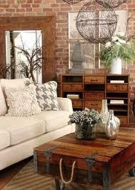 DIY Restoration Hardware Hacks Part  Rustic Industrial - Industrial living room design ideas
