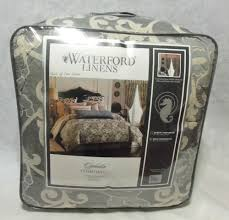 Waterford Bogden King Comforter Waterford Bedding Ophelia King Comforter