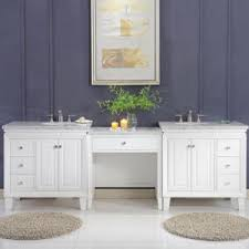 Bathrooms With Double Vanities Makeup Vanity Tables Bathroom Makeup Vanity Makeup Sink Vanity