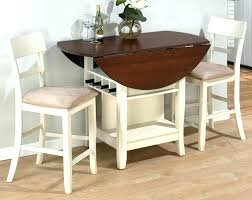 drop leaf dining table with storage table with chair storage dining table with chair storage dining room