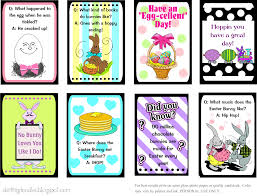 printable easter lunch box notes there are also links to st