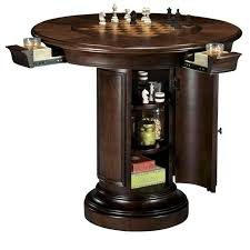 home bar table set howard miller ithaca pub tables at brookstone buy now