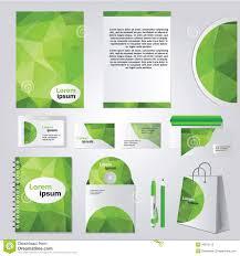 corporate design corporate identity corporate identity design vector stock vector image 45870112