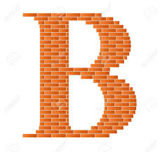 printable solid black letter b silhouette 28 sep letter b red