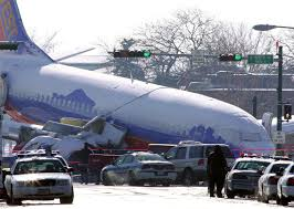 Southwest flight 1248 crashed at midway 10 years ago today cbs
