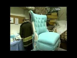 dr sofa nyc reupholstery furnitures dr sofa at nhk japan tv youtube