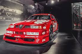 alfa romeo martini racing the cars that built the legend inside museo storica alfa romeo by