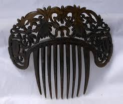 antique hair combs antiques vintage