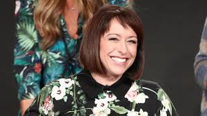 trading spaces host trading spaces host paige davis on the show s trailer people com