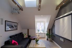 bedroom amazing design for attic room ideas simple interior with elegant small one bedroom modern attic apartment with exposed wood beams ashley furniture bedroom sets