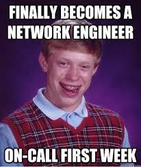 Meme Caption - 10 funny networking memes
