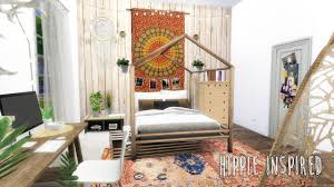 the sims 4 hippie room build youtube